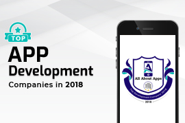 Top App Development Companies in 2018