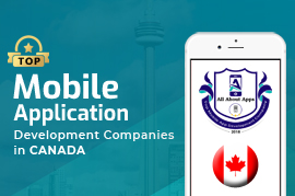 Top Mobile App Development Companies in Canada