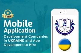 Top Mobile App Development Companies in Ukraine and App Developers to Hire