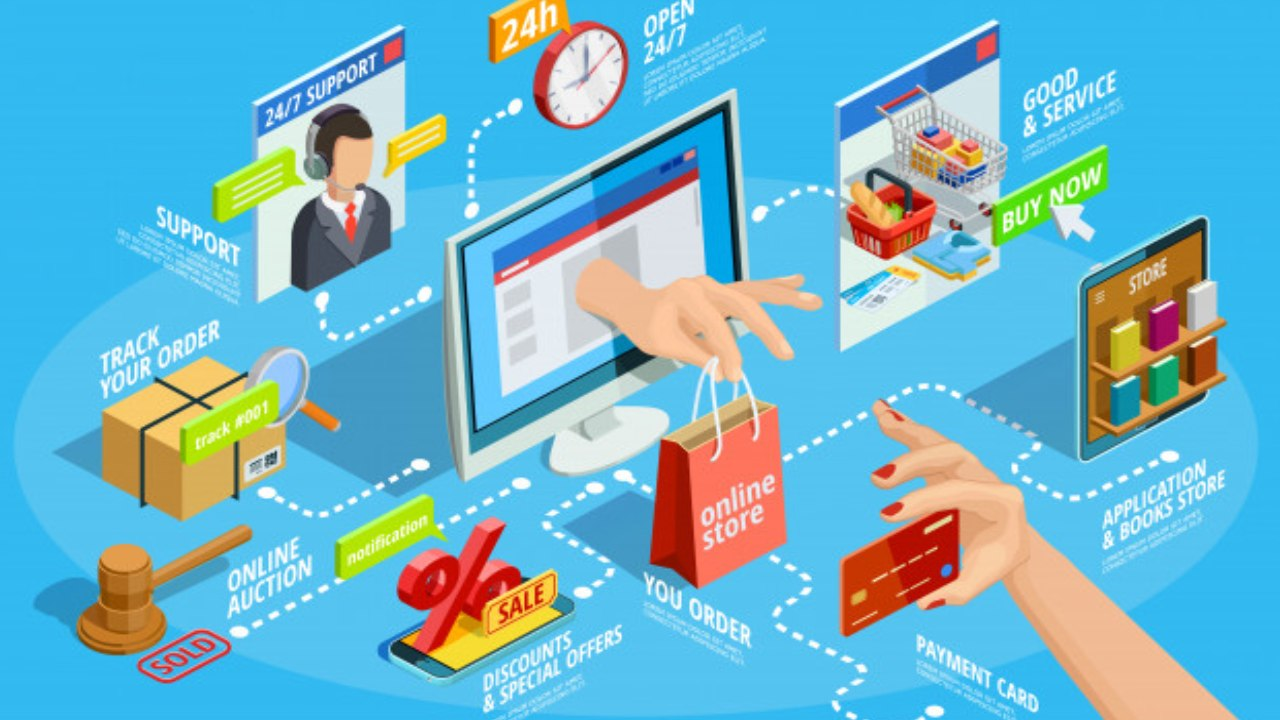 8 Key Points To Consider for E-commerce Development