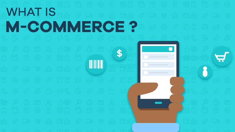 what is m-commerce