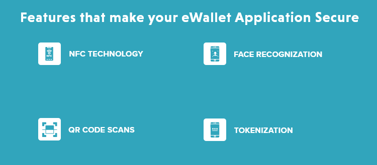 Features that make your eWallet Application Secure