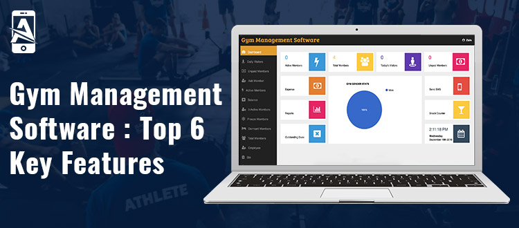 Gym Management Software : Top 6 Key Features