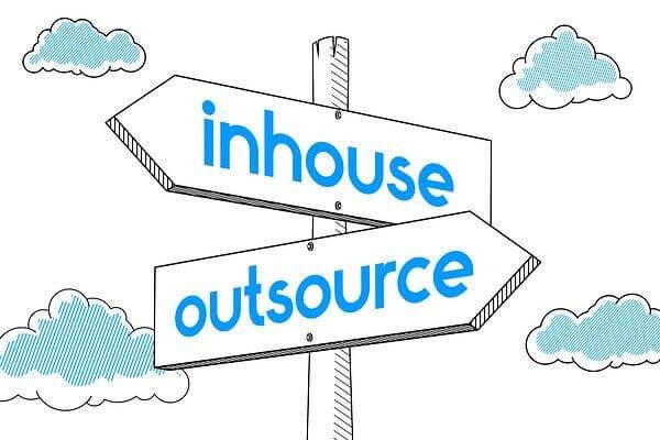 Outsource work